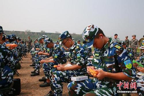 广东省教育厅2018年学生军事训练营服务采购项目中标公告